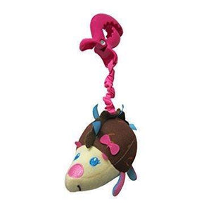 Clip-On Stroller Toy - Heidi Hedgehog