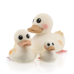 Combo Kawan Teething & Bath Toy Family