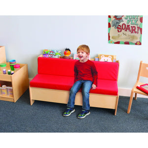 Comfy Reading Center Couch