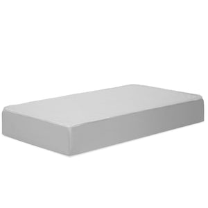 Complete Mini Mattress with Non Toxic Hypoallergenic Waterproof Cover -