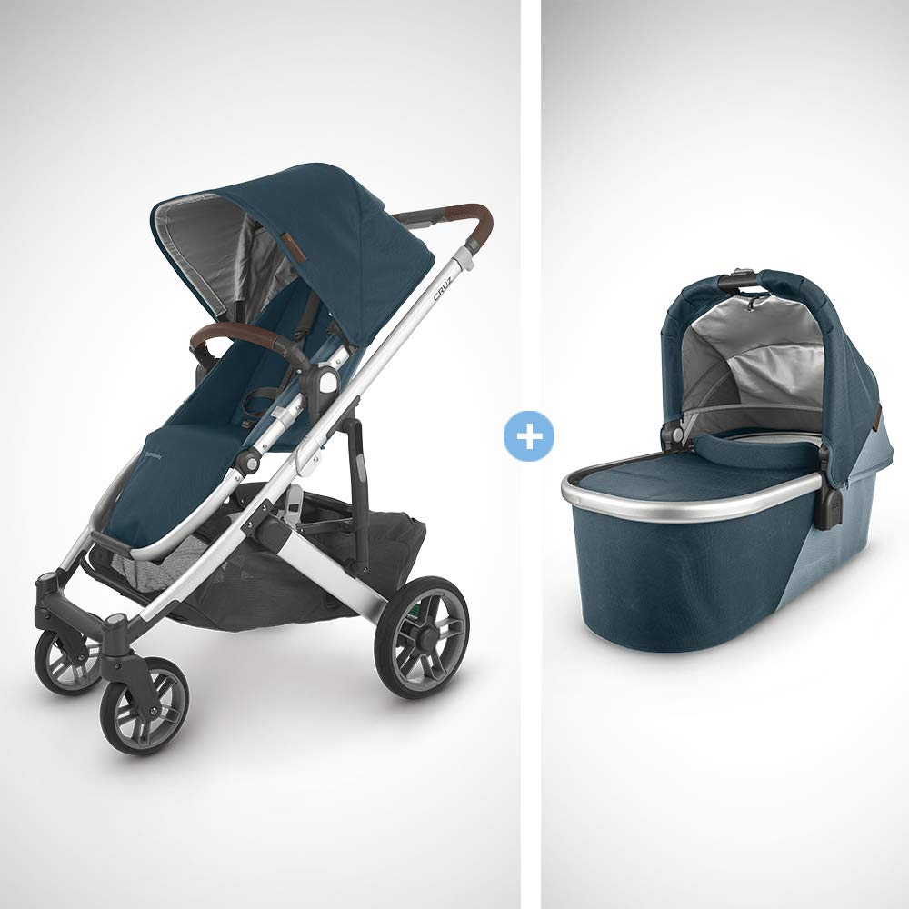 Cruz V2 Stroller and Bassinet Bundle