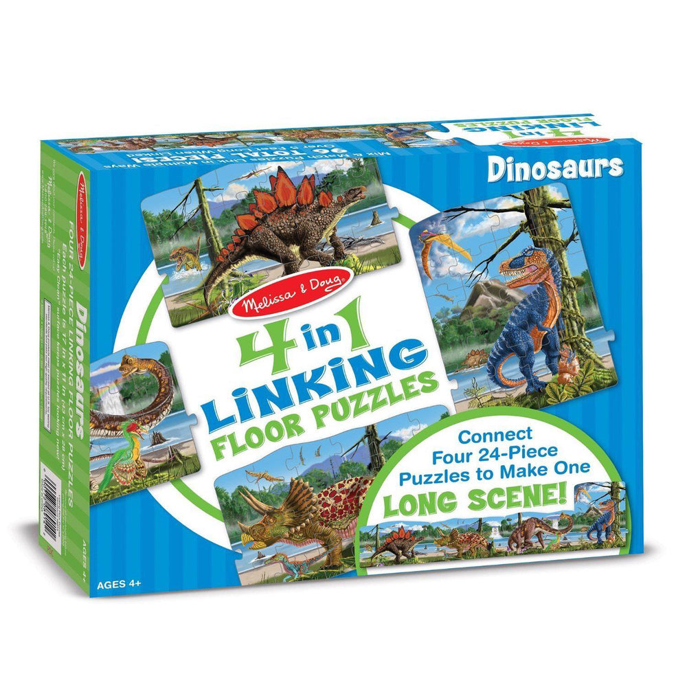 Dinosaurs Linking Floor Puzzle