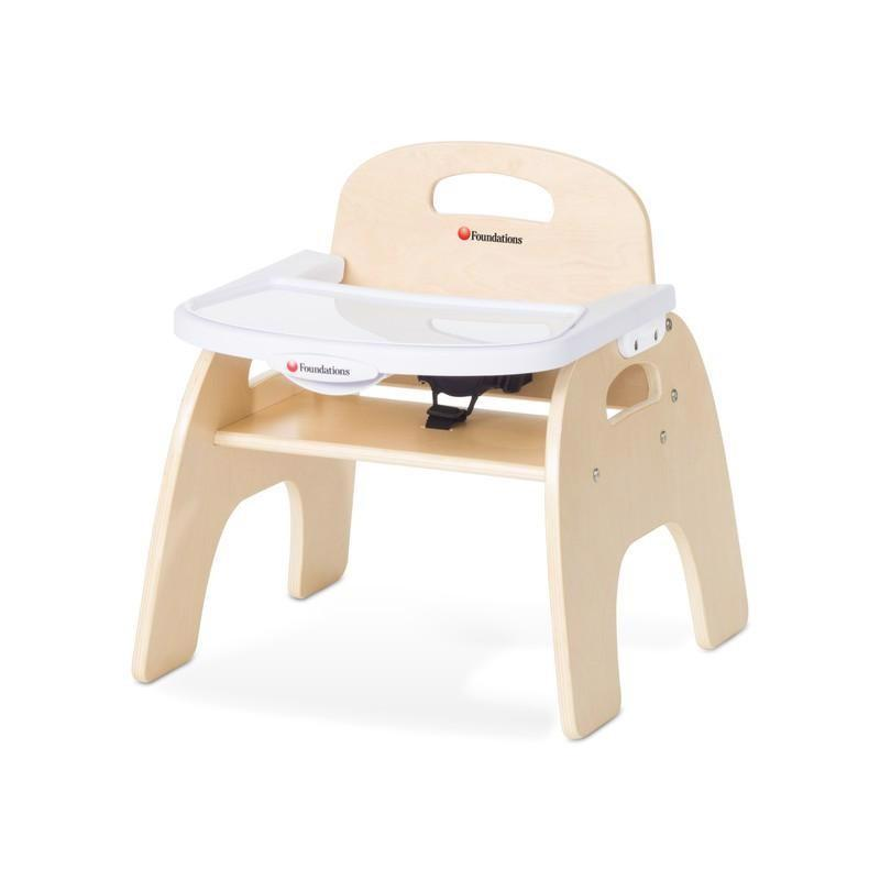 "Easy Serve Ultra-Efficient Feeding Chair 9"" Seat Height"