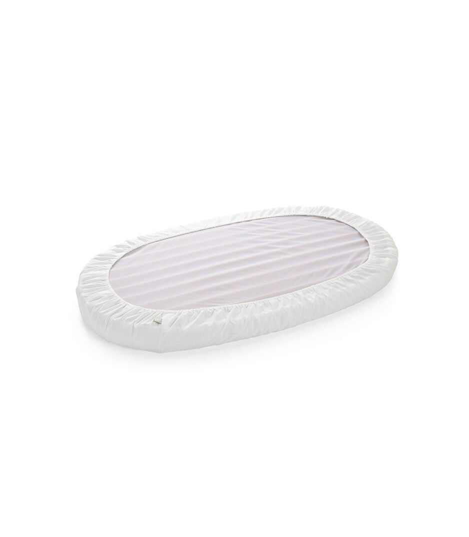 Fitted Sheet for Sleepi Oval Crib