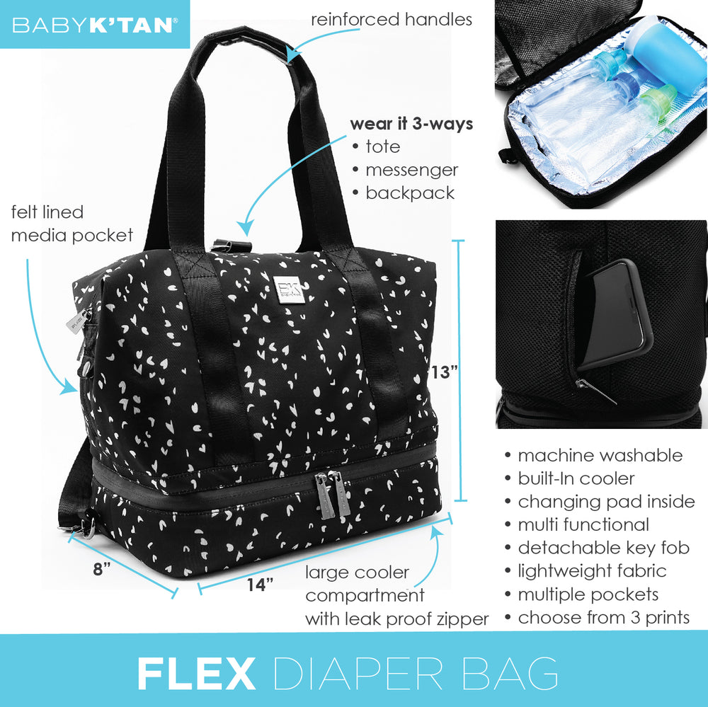 Flex Diaper Bag