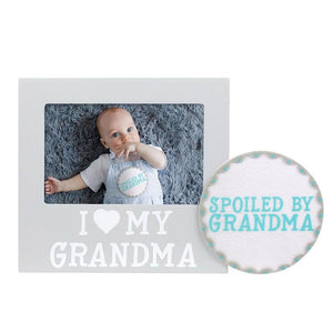 Grandma's frame & sticker set