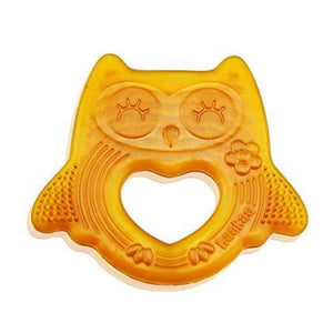 Happy Owl Natural Rubber Teether