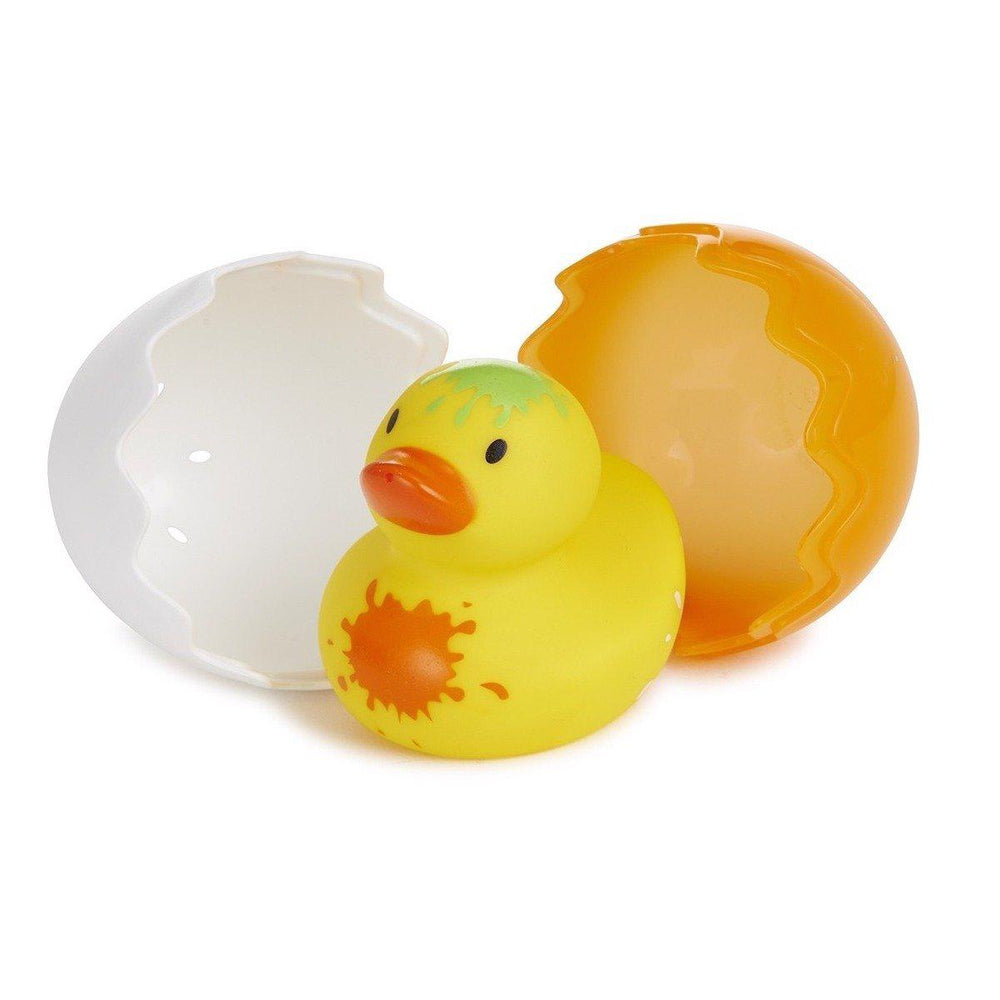 Hatch Duck Bath Toy - Color May Vary