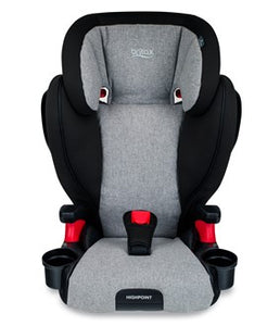 Highpoint Belt-Positioning Booster Seat - Nanotex