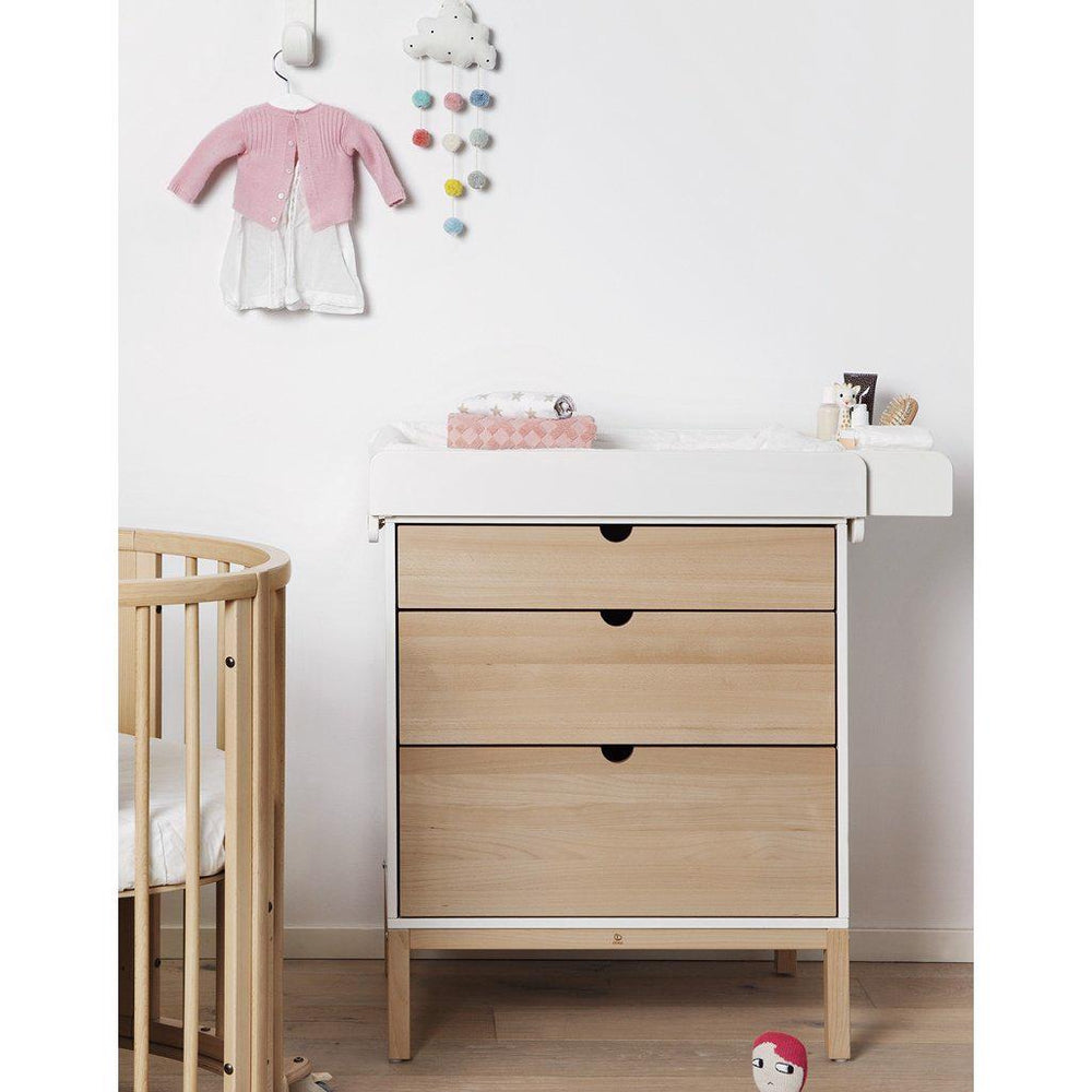 Home Dresser with 3 Drawers