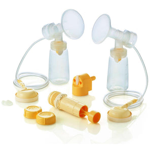 Lactina Double Breastpump Kit