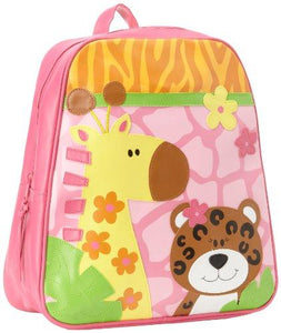 Little Girls' Go-Go Bag - Zoo