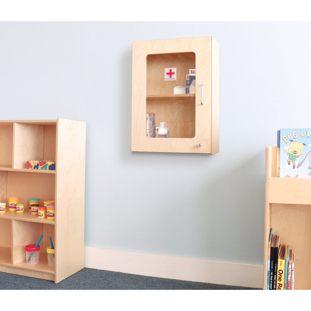 Medicine or First Aid Wall Mount Cabinet