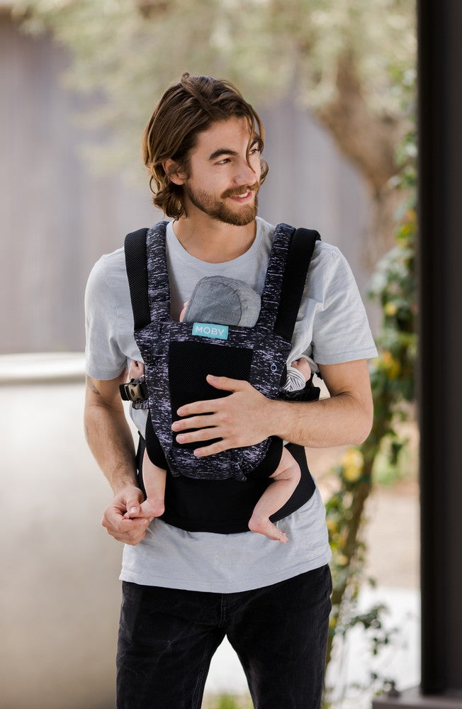 MOBY Move - All-Position baby carrier for infants to toddlers