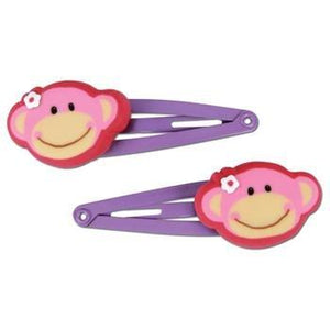 Monkey Hair Clips