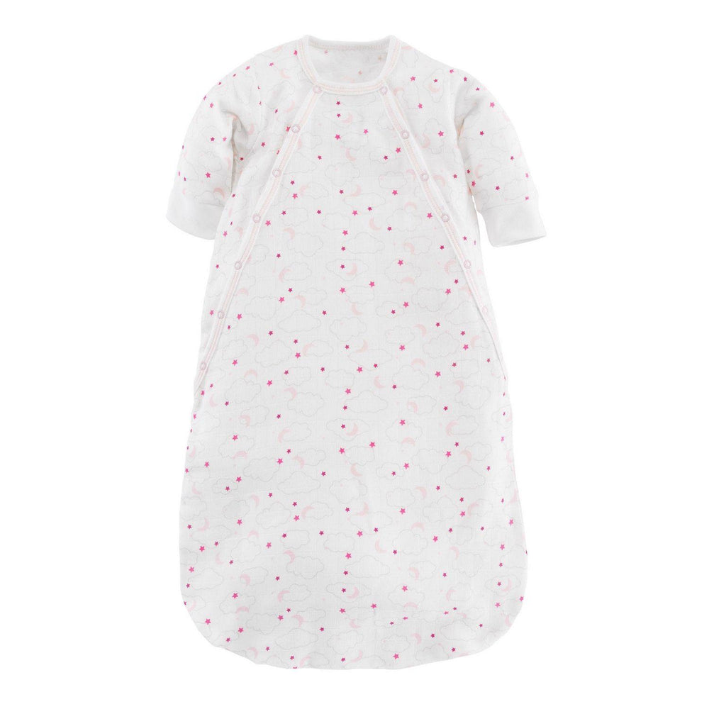 3-6M / Pink Starry Night Print