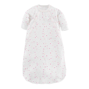 0-3M / Pink Starry Night Print