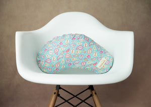Nursing Pillow-Elephant Paisley