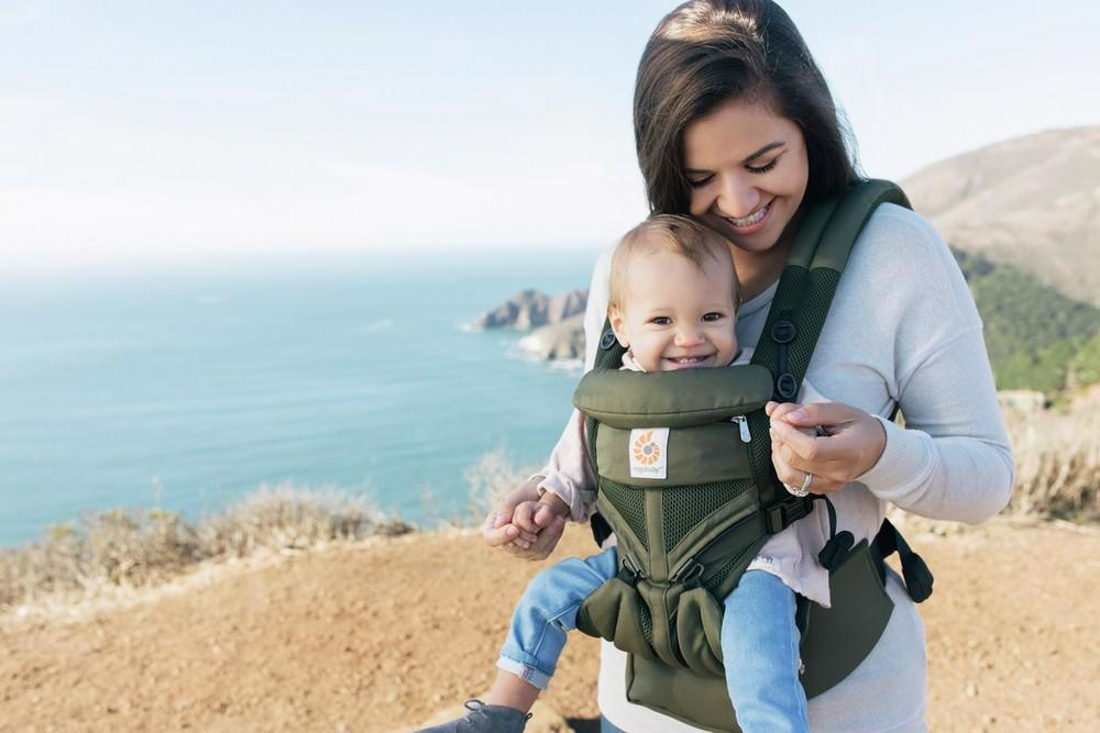 OMNI 360 Cool Air Mesh All-in-One Ergonomic Baby Carrier
