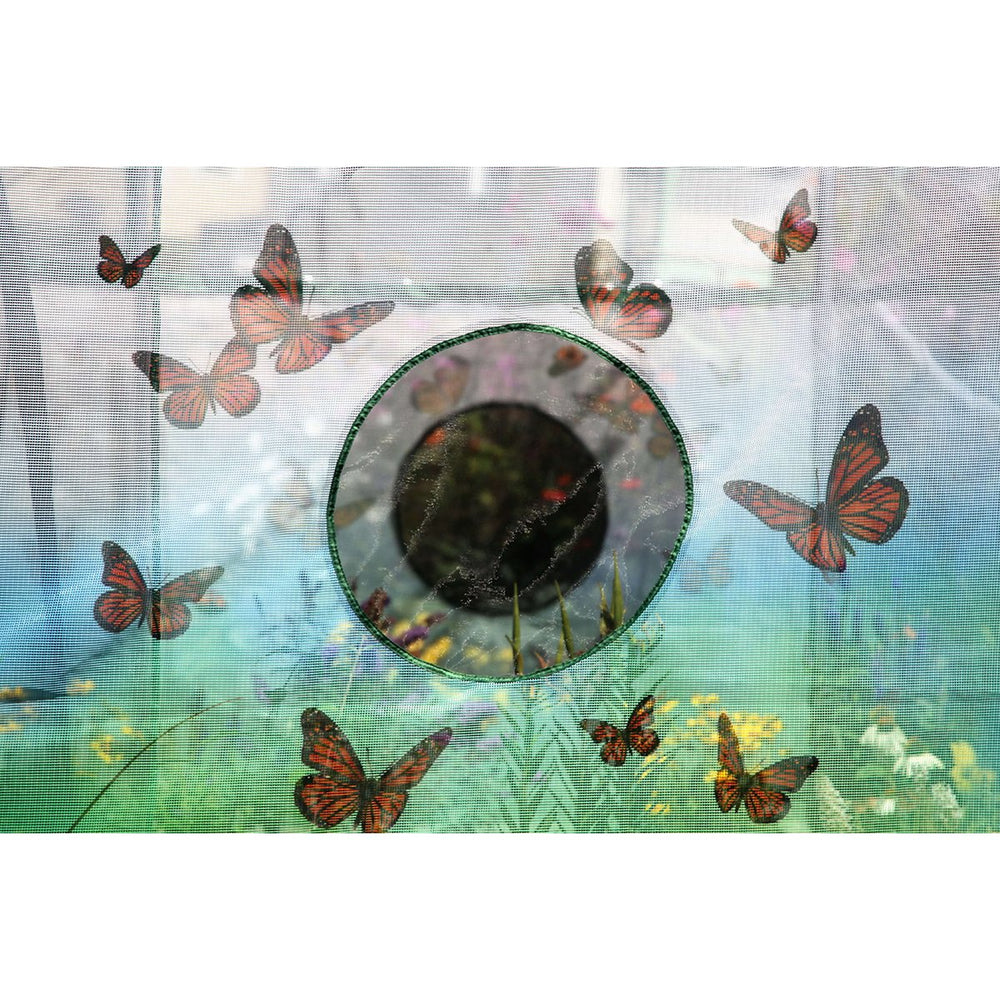 One Inch Series 4ft. x 4 ft. Backyard Butterfly Nursery