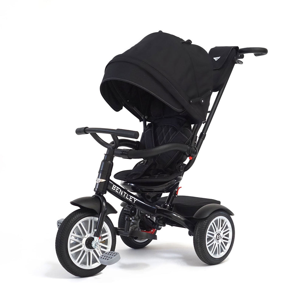 Onyx Black Bentley 6-in-1 Stroller Trike