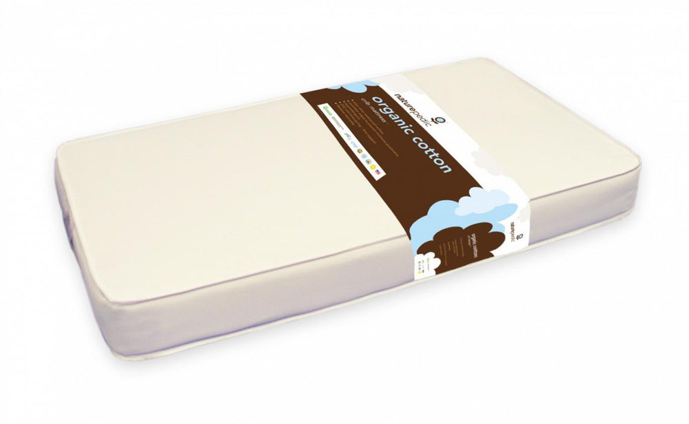 Organic Cotton Classic 150 Crib Mattress