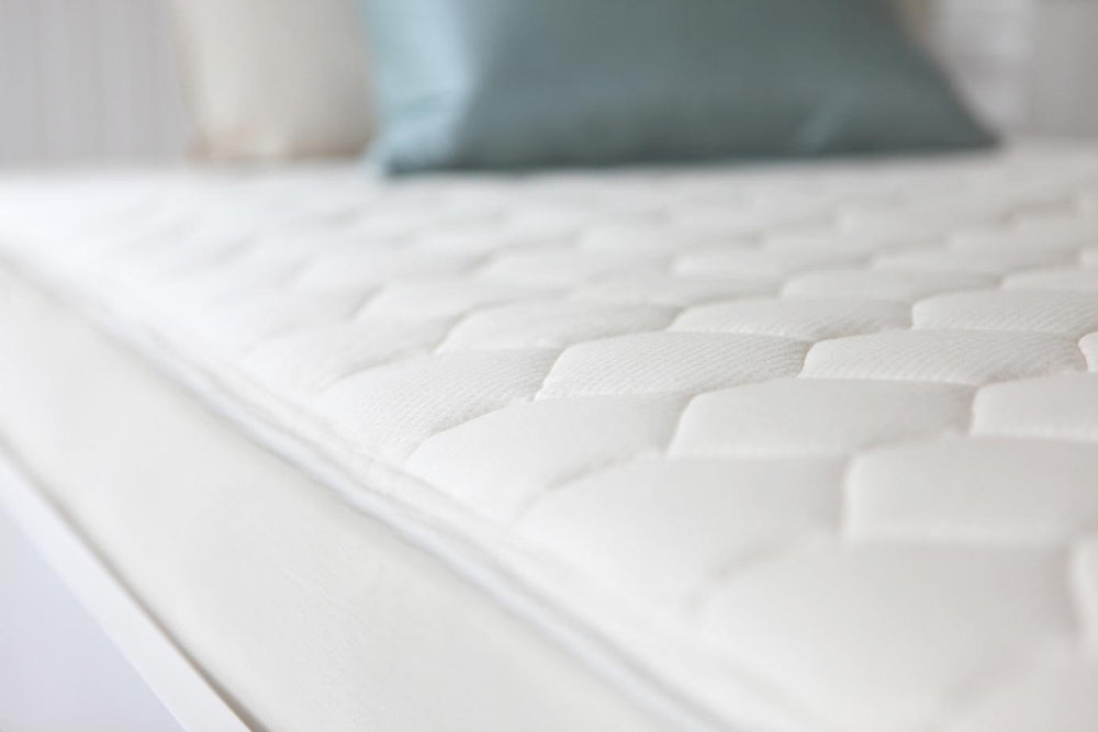 "Organic Cotton Deluxe Foundation Kids Mattress - 7"" Standard Profile"