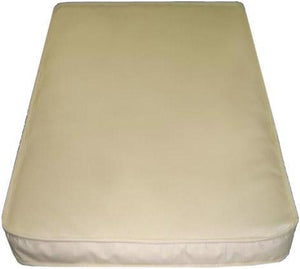 Organic Cotton Mini Crib Mattress - 2""