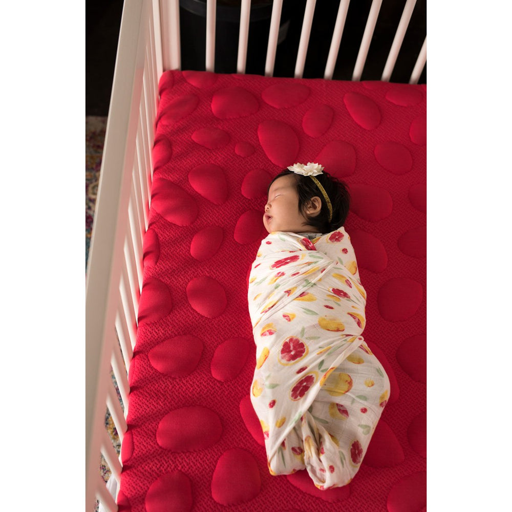 Organic Pebble Pure Crib Mattress