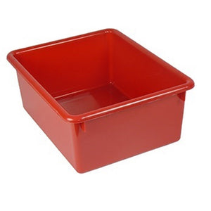 Plastic Tray - Red