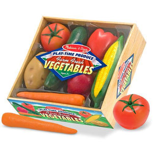 Play Time Produce Vegetables