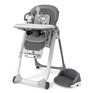 Polly Progress Relax High Chair - Silhouette