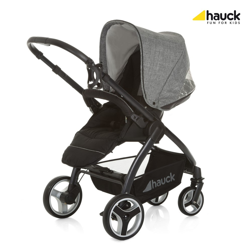 Polo Travel System - Pryia Stroller and ProSafe 35 Carseat