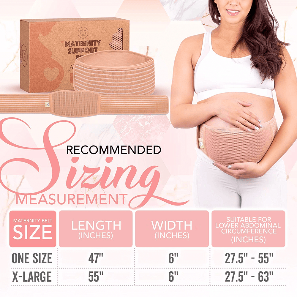 Pregnancy Belly Band Support Belt