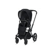 PRIAM 3-in-1 Travel System - Matte Black