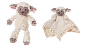 Putty Lamb Soft Toy and Blanket Set