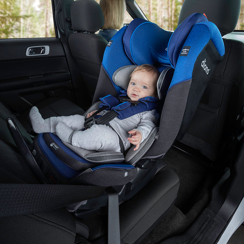 Radian 3 QX All-in-One Convertible Carseat