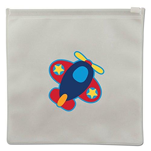 Reusable Snack Bags Airplane (2)
