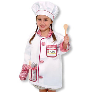 Role Play Costume Set - Chef