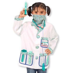 Role Play Costume Set - Doctor