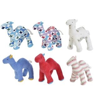 Scrappy Camels 12 Pack- Assorted Colors