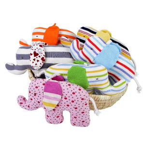 Scrappy Elephant - 12 pack- Assorted colors