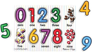 See-Inside Numbers Puzzle