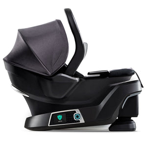 Self-Installing Infant Car Seat