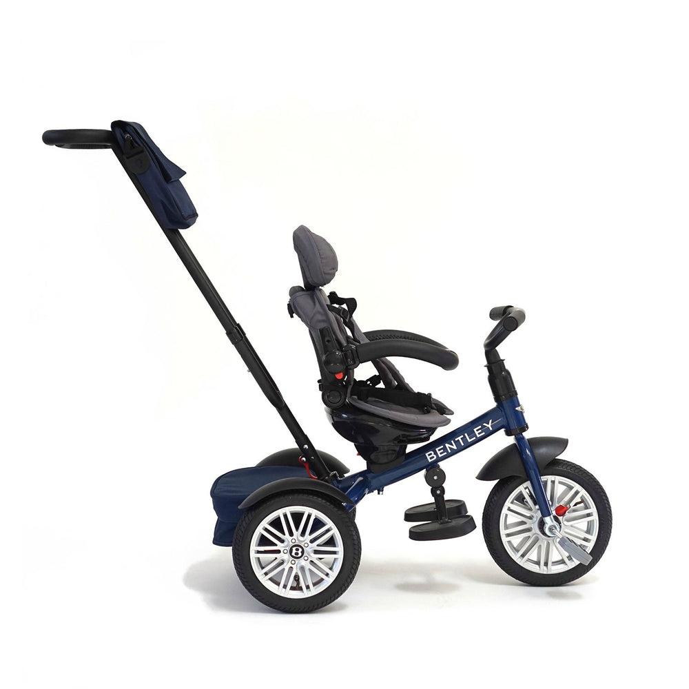 Sequin Blue Bentley 6-in-1 Stroller Trike