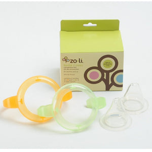 Sippy Conversion Kit - 2 Handles & 2 Spouts