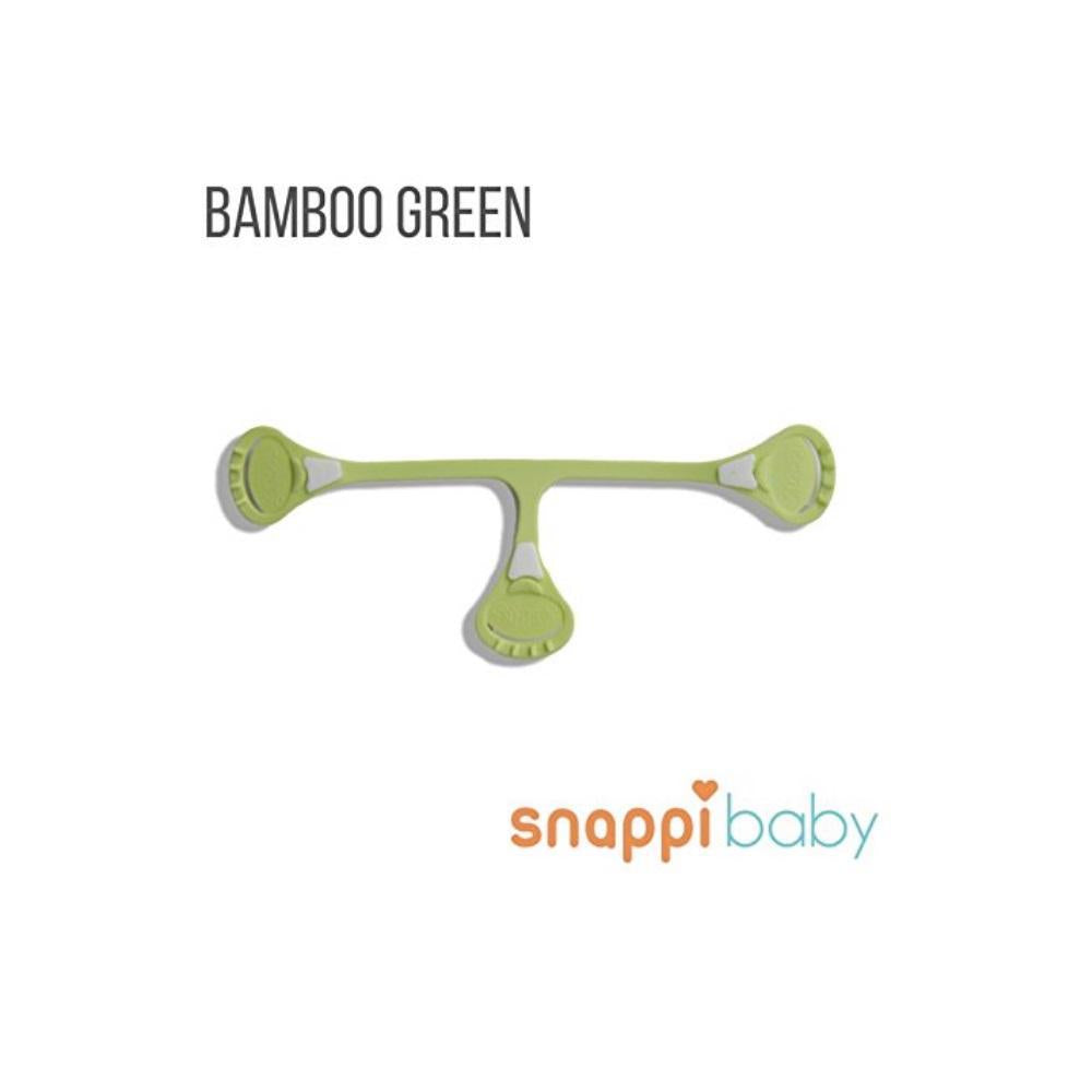 Boy Snappi 3-Pack (Baltic Gray, Bamboo Green, Scuba Blue)