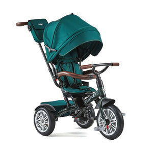 Spruce Green Bentley 6-in-1 Stroller Trike