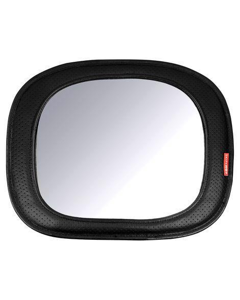 Style Driven Backseat Mirror- Black