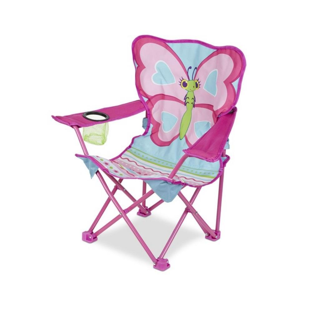 Sunny Patch Cutie Pie Butterfly Camp Chair